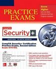 CompTIA Security+ Certification Practice Exams (Exam SY0-401) by Glen E. Clarke, Daniel Lachance (Mixed media product, 2014)