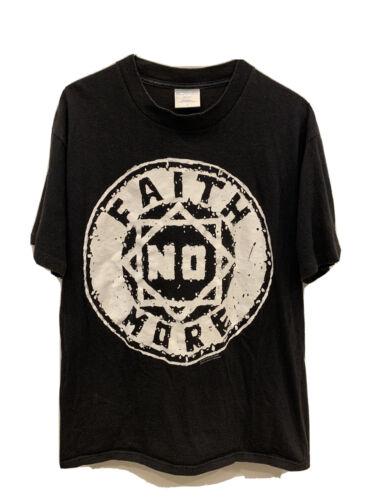 Vintage Vtg 90's FAITH NO MORE T Shirt Tee Size L