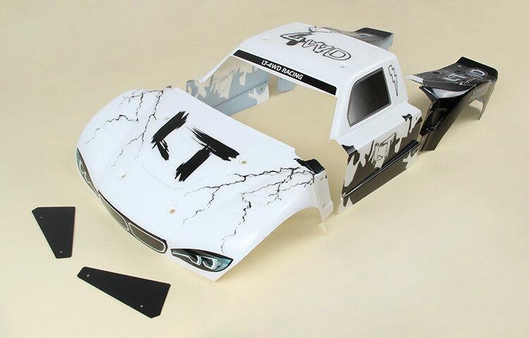 XTC RC Racing KAROSSE  Corpo Copertura Per Losi 5ive-t 5ive 1  T  articoli promozionali