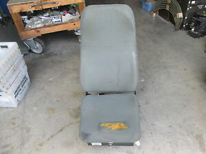 Details about Used Air Ride Bucket Seat for Military Vehicle or ?? M923?  M35A2?