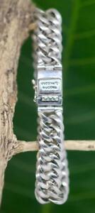 Genuine Buddha to Buddha Chain XS Handmade Solid Sterling Silver .925