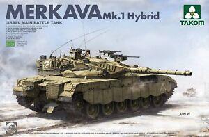 Israeli-Main-Battle-Tank-Merkava-1-Hybrid-1-35-Takom
