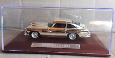 "DIE CAST "" ASTON MARTIN DB4 "" SILVER CARS COLLECTION ATLAS SCALA 1/43"