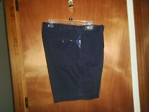 Polo-Ralph-Lauren-Men-039-s-Shorts-Sz-30-Navy-Pleated-Classic-Fit-NWT