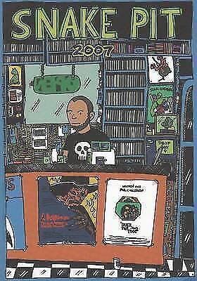 Snakepit 2007, Ben Snakepit, New Book