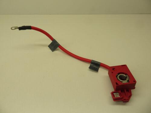 1 /& 3 Series E81 E82 E90 E91 #sku BMW Positive Battery Cable Plus Pole 6988974