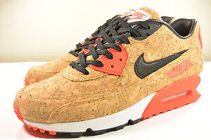 competitive price b4e37 f7036 DS 2015 NIKE AIR MAX 90 CORK INFRARED 8.5 SUPREME HYPERFUSE ATMOS ...