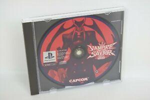PS1-VAMPIRE-SAVIOR-EX-EDITION-No-Instruction-ccn-211-Playstation-Japan-Game-p1
