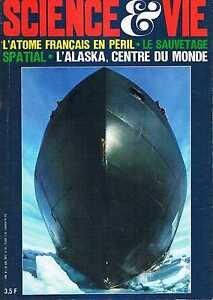 Ambitieux Science Et Vie N°628 Jan 1970:l'atome Francais Sauvetage Spatial Paquet éLéGant Et Robuste