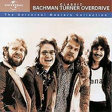 Universal Masters Collection von Bachman-Turner Overdrive   CD   Zustand gut
