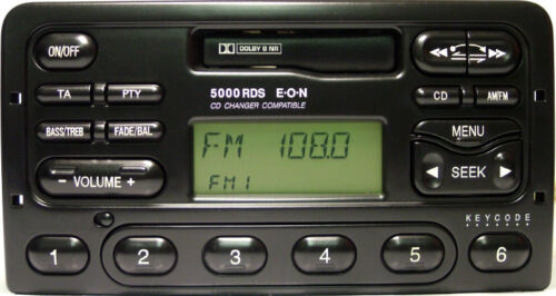 Adaptador De Entrada Aux Ford Galaxy plomo CTVFOX 001 3.5 mm jack en coche MP3 HTC 1997-2000