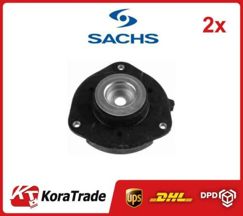 2x 802321 SACHS FRONT SHOCK ABSORBER TOP MOUNT CUSHION SET
