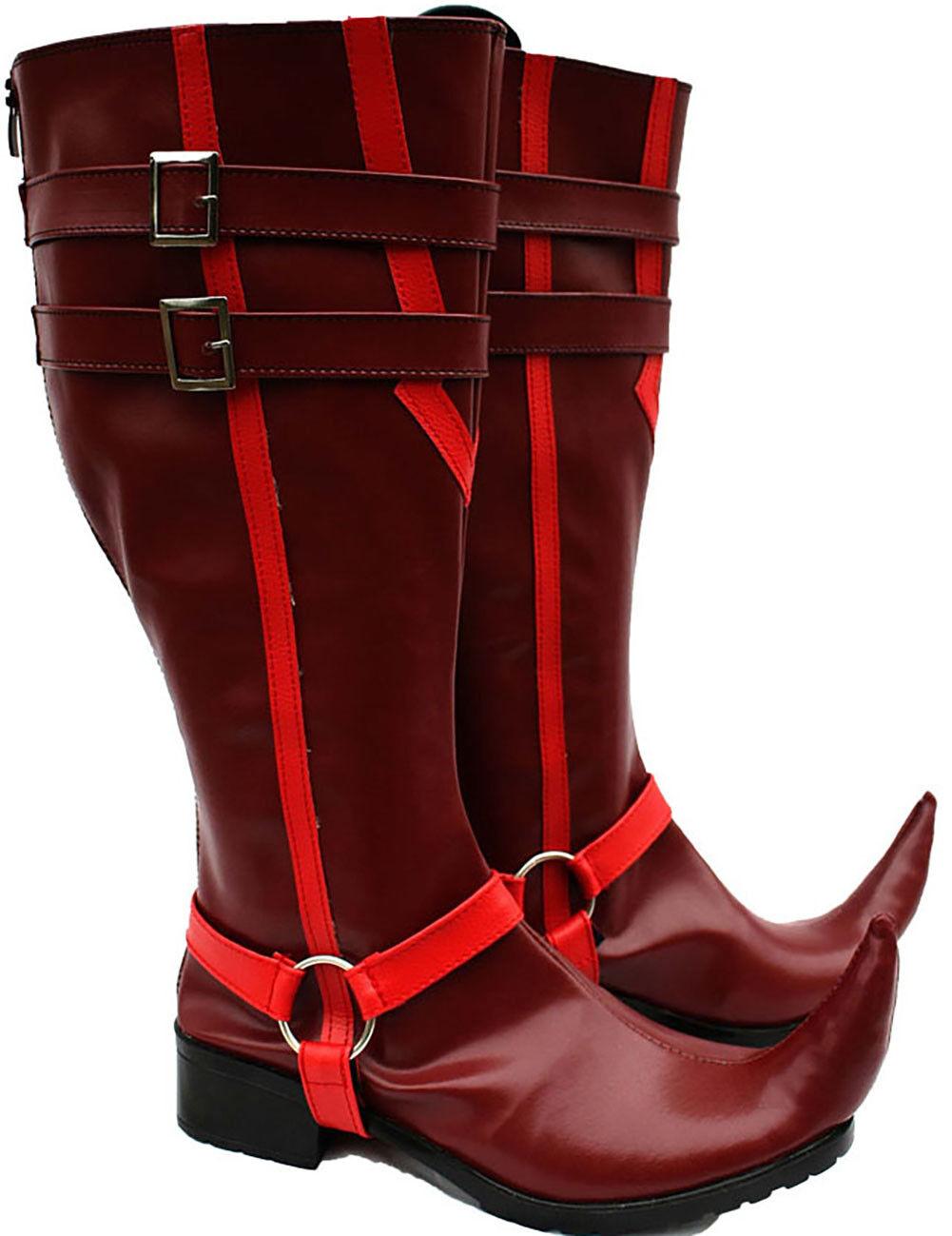 Cosplay Stiefel Schuhe for Ao no Blau Exorcist Mephisto Pheles Pheles Pheles  | Vorzügliche Verarbeitung  | Sale Düsseldorf  | Realistisch  | Outlet Online  | Überlegen  91a507