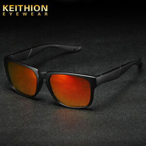 Polarized-Mens-Sunglasses-Outdoor-Sports-Square-Eyewear-Driving-Mirror-Glasses