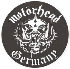 """Sticker """" MOTORHEAD GERMANY """""""