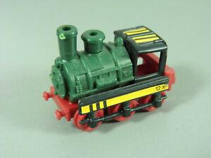 Locomotive-Foglietti-D-Unione-Europea-1989-No-1-Nero-Verde-Rosso