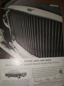 Vanden-Plas-Princess-120-BHP-car-advert-1964-ref-AY