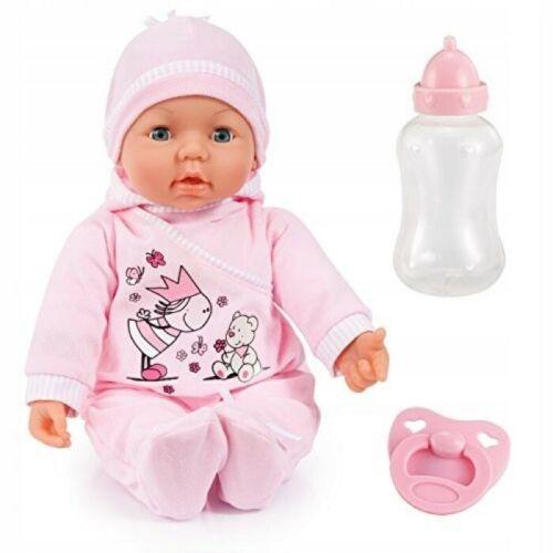 """design Regalo Di Natale B2894682 BAYER Design /""""Hello Baby/"""" interattivo parlante bambola"""
