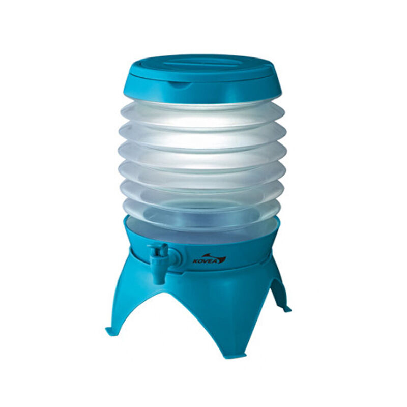 New Folding Collapsible Container Water  Tank Camping Outdoor 5.5L  save up to 30-50% off