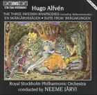"Alfv'n: Three Swedish Rhapsodies; En Sk""rgardss""gen; Suite from Bergakungen (CD, May-1995, BIS (Sweden))"