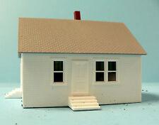 HO Scale Model Railroad Trains Layout Scenery Rix Plain House Building Kit 201
