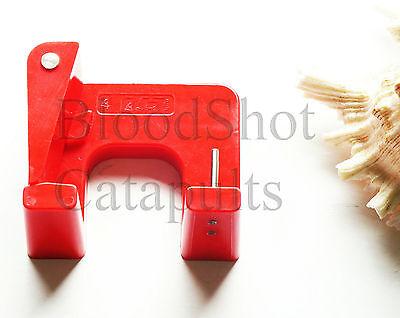 BloodShot Catapult Pocket Band Rig Flat or Tube Tie Tying Jig Theraband Elastic