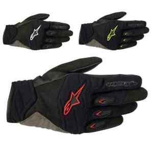 Alpinestars Shore Mens Street Riding Racing Motorcycle Gloves Ebay