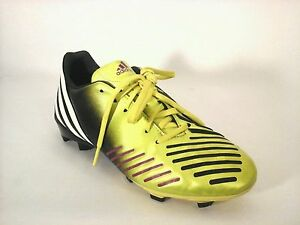 7817b4dfc6 ADIDAS Soccer Cleats Predator Absolado Kids/Youth Yellow Shoes Boys ...