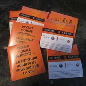 Lots de 8 préventions 52 mm   POIDS : 55 g