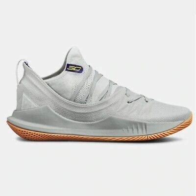 online store 38bc8 2b9b4 New Under Armour Men's UA Curry 5 Basketball Shoes Sneakers -  Gray(3020657-105) | eBay