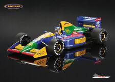 Lola lc89 LAMBORGHINI v12 f1 GP Portogallo 1989 Michele Alboreto, SPARK MODEL 1/43