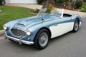 Wanted!! Austin Healey Project