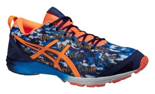 Schuhe Schuhe UOMO RUNNING TRIATHLON ASICS GEL-HYPER TRI T531N 4930INDIGOBlau