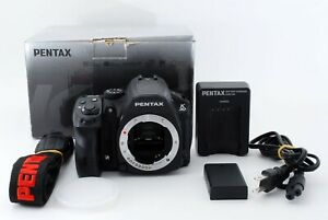 PENTAX-K-30-16-3MP-Digital-SLR-Camera-Black-Body-from-Japan-English-setting