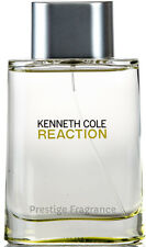KENNETH COLE REACTION Cologne for Men 3.4 oz spray BRAND  NEW IN BOX