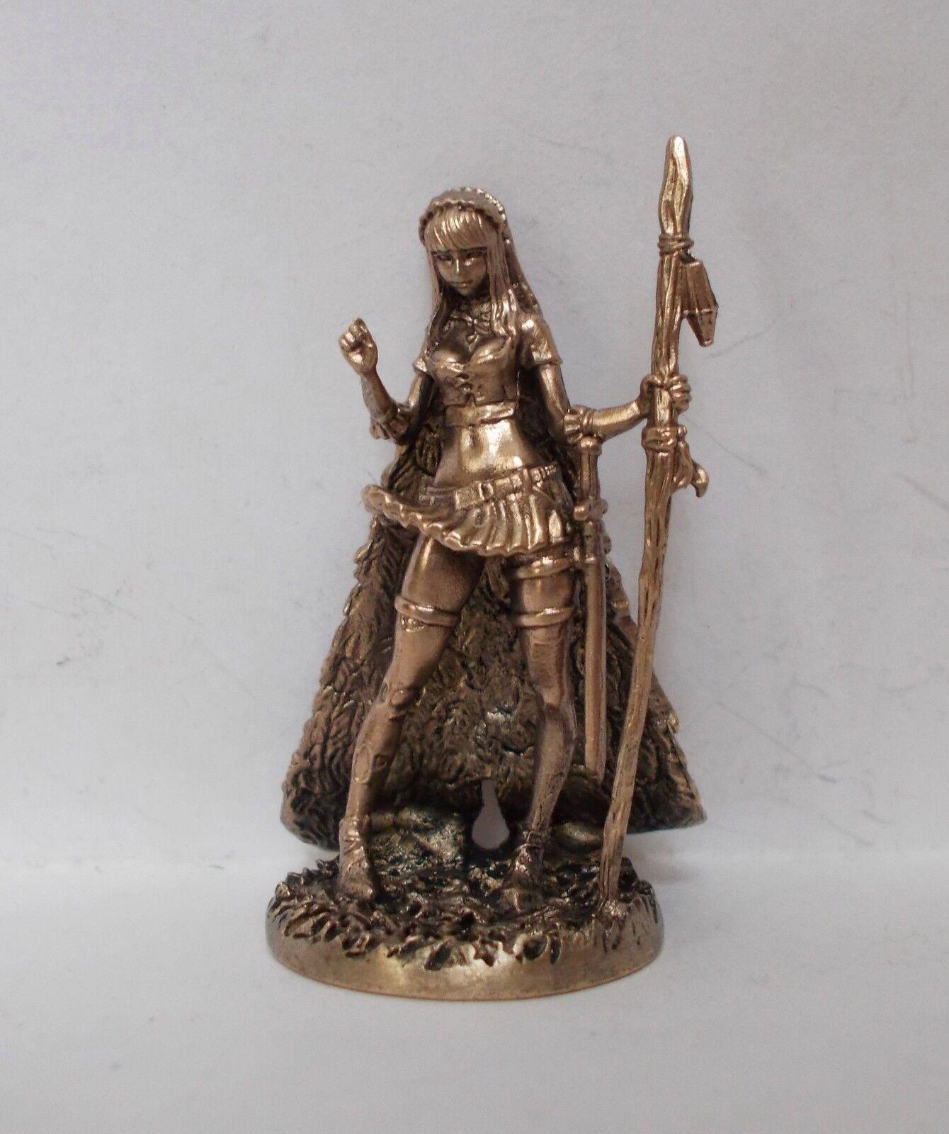 Kingdom Death Pinup Savior BRONZE (metal) conversion  DK2