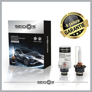 Ensemble-Duo-Seidos-D2S-6000K-Black-Edition-Lampe-a-Decharge-de-Gaz-Xenon-Phare