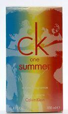 (prezzo base 119,90 €/100ml) CALVIN KLEIN CK ONE SUMMER 2011 - 100ml EDT SPRAY