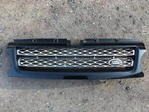 Land-Rover-Range-Rover-Sport-Facelift-09-13-Front-Grill-Genuine
