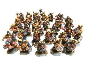 Oop Citadel / Warhammer Empire C06 Armée naine nordique nordique