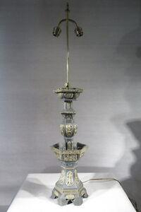ANCIEN-PIED-DE-LAMPE-INSPIRATION-EXTREME-ORIENT-EN-PAGODE-XX-eme