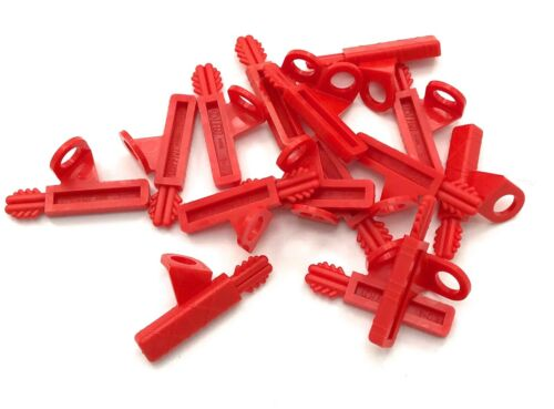 Lego 15 New Red Minifigure Arrow Quiver with Two Arrows Pieces
