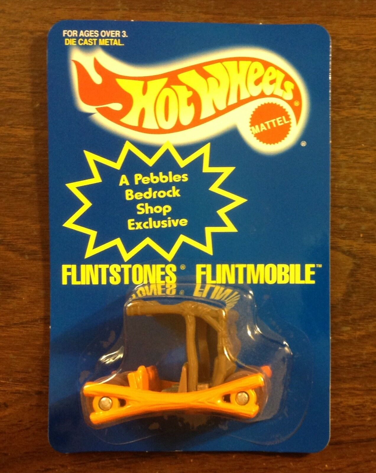 Menge (5) flintsones hot wheels flintmobile exklusive mattel hanna - barbera