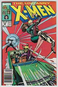 L5960-Uncanny-X-Men-224-Vol-1-MB-NM-Estado