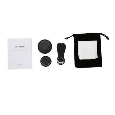 6 in 1 Smartphone Optical Camera Lens Kit for Cell Phone iPhone Android Samsung