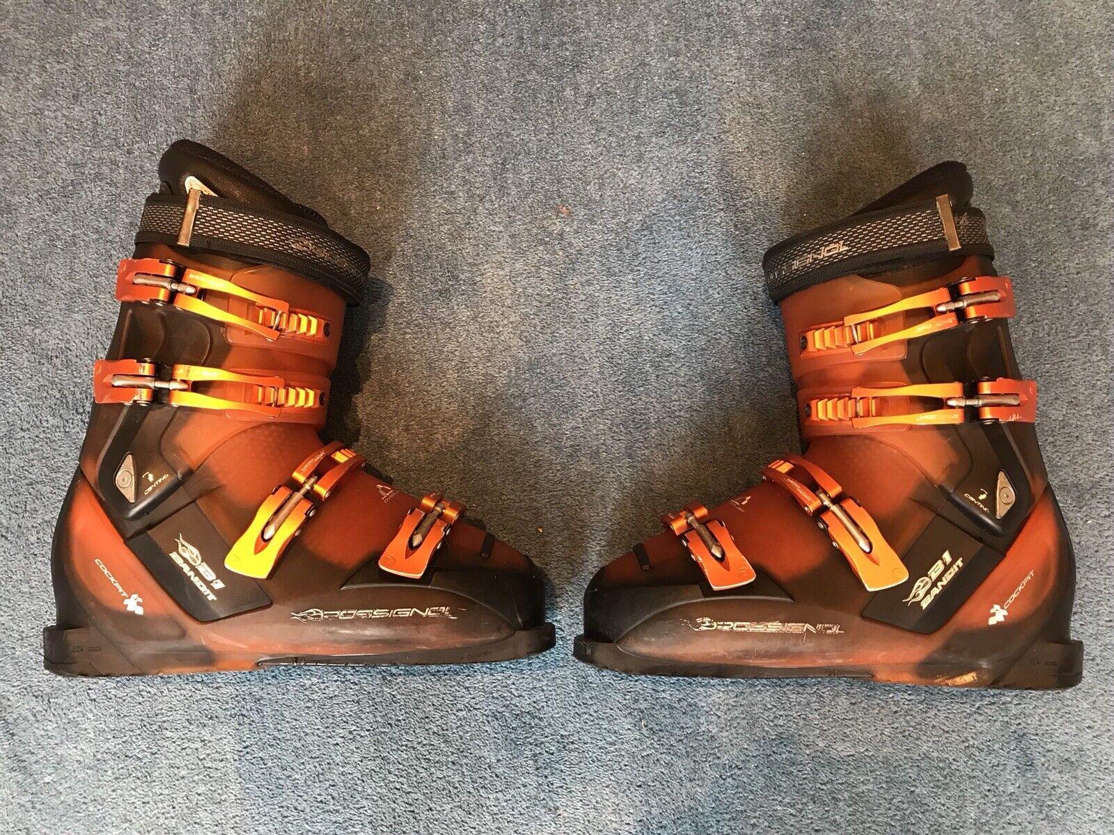 Rossignol Bandit Ski Boots UK Size 9   43