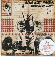 (BI509) Blue King Brown, Moment of Truth - 2008 DJ CD
