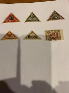 lietuva stamps