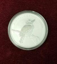 2010 Australian 1 oz Silver Kookaburra BU