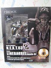 Linebarrels of Iron N.E.X.T. 03 1/144 Linebarrel Mode-B Action Figure Japan USED
